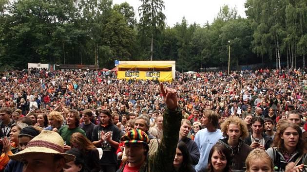 Trutnov open air music festival