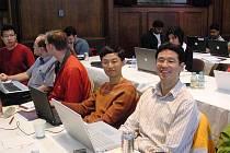 Z pracovní schůze turnovských zastupitelů, na kterou přijeli i zástupci čínského Pekingu.
