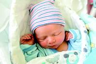 VÁCLAV VÁVRA se narodil 9. ledna ve 22.52 hodin rodičům Janě a Jitce. Vážil 3,27 kg a měřil 50 cm. Rodina má domov ve Dvoře Králové nad Labem.