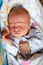 JAROSLAV VALENTA se narodil Janě Erbenové a Tomáši Valentovi 24. října v 17.35 hodin. Vážil 4,18 kilogramu a měřil 55 centimetrů. Rodina bude bydlet v obci Bořkov Slaná.