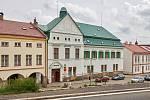 V Žacléři začala rekonstrukce Rýchorského náměstí za 6,5 milionu korun. Nejpodstatnější změnu zaznamená centrální část.
