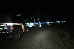 Starší houbařka se ztratila v neděli večer v Krkonoších, v noci ji hledali horští záchranáři, policisté a příbuzní.