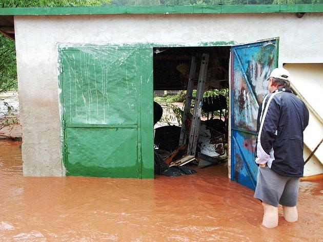 Povodně, Trutnovsko: Rudník
