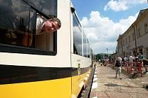 Vlaky na trase Harrachov – Sklářská Poreba