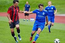 Fotbalisté Trutnova získali hned v úvodním divizním kole premiérový bod.