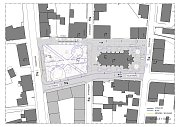 Plán regenerace Lípového náměstí v Poříčí.