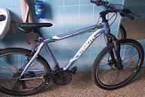Ukradené jízdní kolo Stelath Hellcat 260.