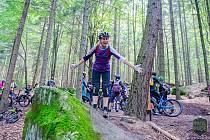 Bikeři si dali sraz na Trutnov Trails.