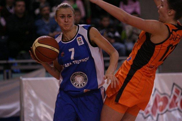 Yulia Karavaeva.