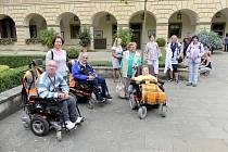 Prázdninové aktivity Klubu vozíčkářů Trutnov