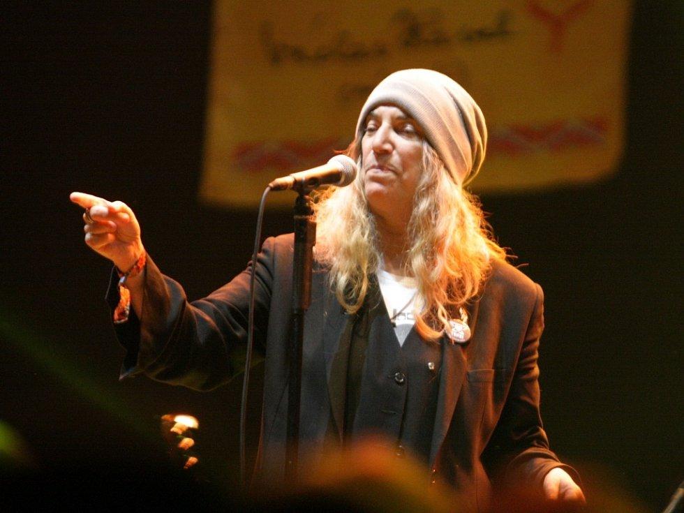 Trutnoff 2014, Patti Smith