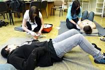 Žáci soutěžili v předlékařské první pomoci
