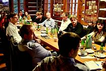 Setkání v Kamenářském domě v Turnově mělo na programu hlavně vyhodnocení projektu Regionální produkt Český ráj.