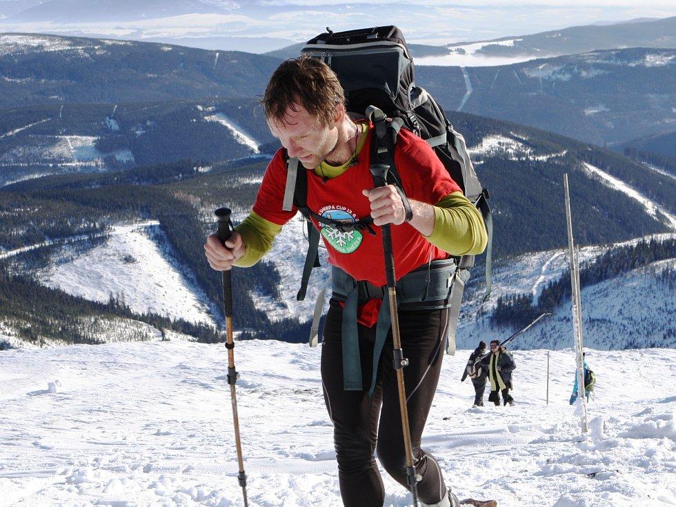 Sněžka Sherpa Cup 2017, Petr Mazal