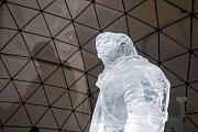 Ledárium ve Špindlerově Mlýně představí expozici inspirovanou ságou Star Wars. Postavy z ledu  z hvězdných válek budou k vidění od 23. prosince na horní stanici lanovky Sv. Petr.