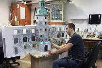 Školáci představí miniatury na veletrhu Infotour