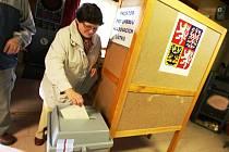 Předčasné parlamentní volby na Trutnovsku