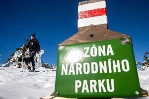 Takhle už ne. Označení I., II. a III. zóna národního parku zmizí. Návštěvníci uvidí v terénu pouze cedule, vymezující klidová území.