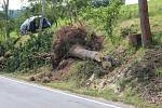 Odstraňování škod v Libňatově