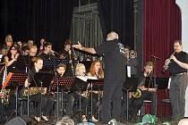 Koncert ZUŠ Karla Halíře Vrchlabí.