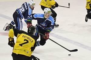 Vrchlabští hokejisté prohráli duel 31. kola Chance ligy na ledě Sokolova.