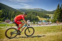 Bike víkend okoření závody do vrchu.
