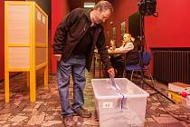 Druhý den referenda o výstavbě nového koupaliště v Jilemnici probíhal zároveň s volbami do Poslanecké sněmovny Parlamentu České republiky. Referendum musela vypsat radnice poté, co obdržela petici, kterou podepsalo více než tisíc obyvatel města.