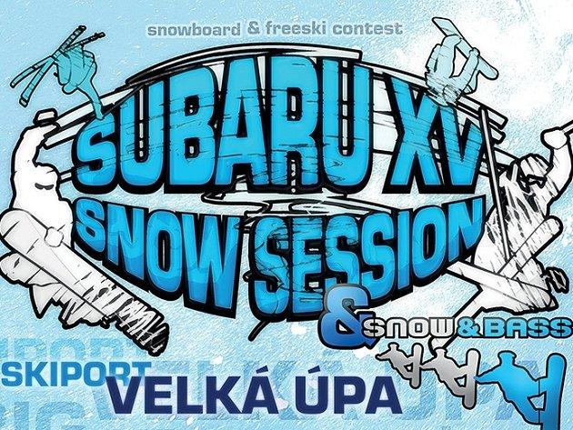 Subaru XV Snow Session letos již po třetí