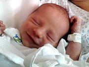 TOMÁŠEK LEVITNER se narodil 29. září v 8.41 hodin. Vážil 2,8 kilogramu a měřil 49 centimetrů. S maminkou Petrou Hlušičkovou a Tomášem Levitnerem bude bydlet ve Dvoře Králové nad Labem.