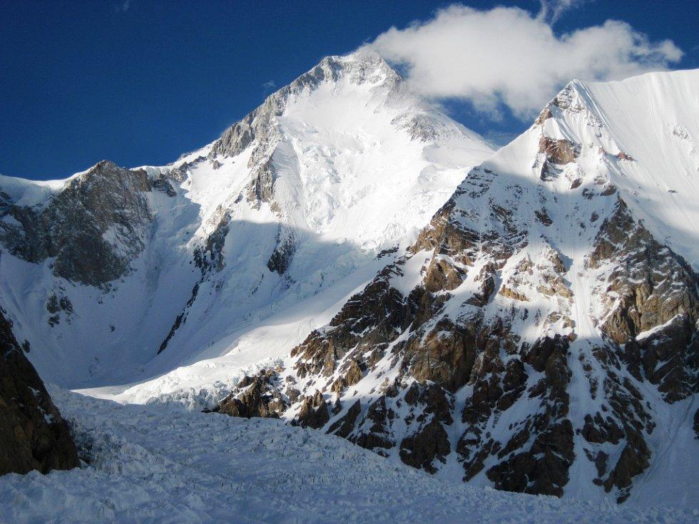 Horolezecká výprava na Gasherbrum