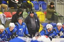 Lomničtí hokejisté doma tentokrát body nezískali.