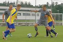 Vrchlabští fotbalisté těsně prohráli duel v Libčanech (2:1)
