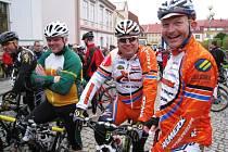 Zahájení cykloturistické sezony 2013