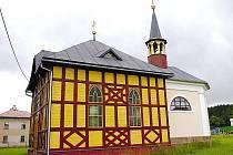 Kaple Panny Marie v Kunčicích