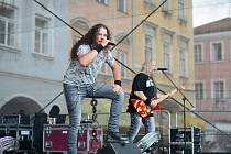 Frontman kapely Arakain Jan Toužimský