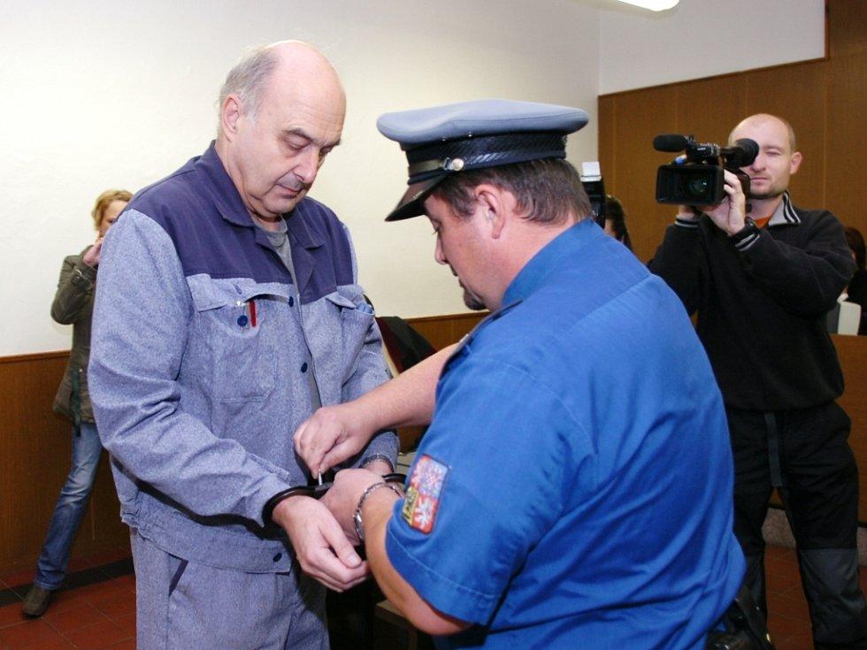 Soud v Trutnově s Ivo Svobodou