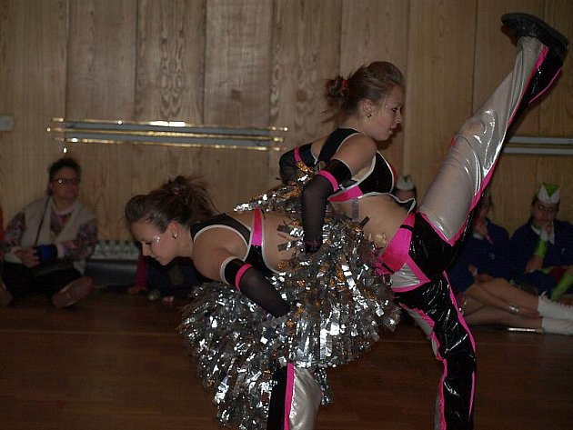 Taneční soutěž Dvorská Jednička 2011