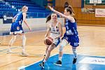 Basketbalistky trutnovské Lokomotivy proti Strakonicím zaznamenaly čtvrtou výhru v soutěži.