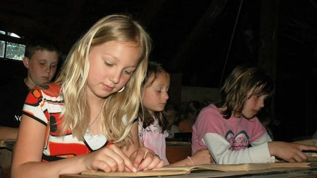 Tatobity: historické vyučování