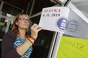 Ve středu budou stávkovat učitelé také na Trutnovsku.