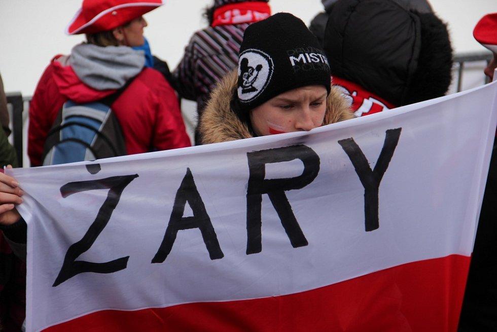 MS v letech na lyžích v Harrachově.