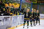 Hokejisté Vsetína na domácím ledě dokázali otočit stav proti vrchlabskému Stadionu.