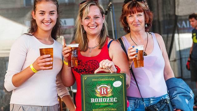Krkonošské pivní slavnosti v Jilemnici