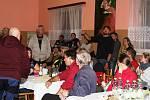 Pondělní schůze občanů Lhoty s bikery