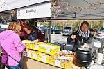 Maloúpská vařečka, krkonošská kulinářská klasika, nabídla zajímavé soutěže.