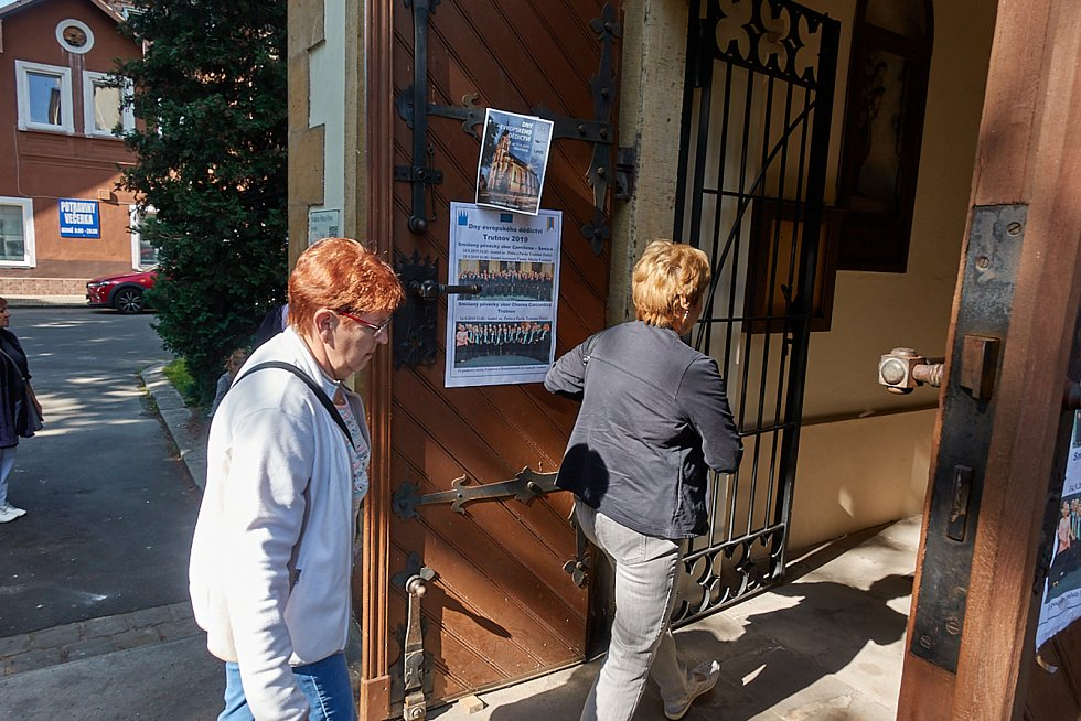 Trutnovské Dny evropského dědictví zavedly návštěvníky na zajímavá místa, především v Poříčí.