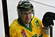 Na setkání s fanoušky nemá chybět ani opora týmu Jakub Luštinec.