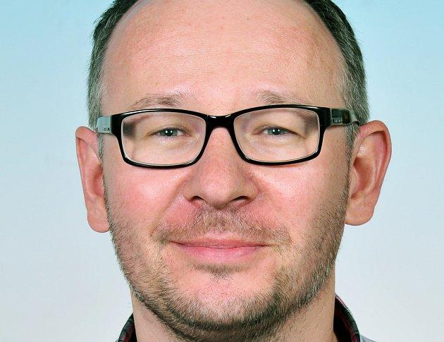 Jan Braun, šéfredaktor Krkonošského deníku.