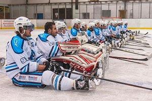 II. hokejová liga: Trutnov - Vrchlabí