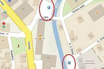 Od 6. dubna do 31. října budou obě vyznačená parkoviště nedostupná pro parkování v Hostinném. Budou vyčleněna pro potřeby v rámci rekonstrukce mostu.